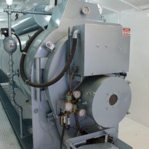 Used 100 HP Lister Boiler