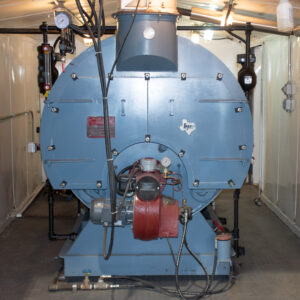 80 HP Williams and Davis Boiler  7036