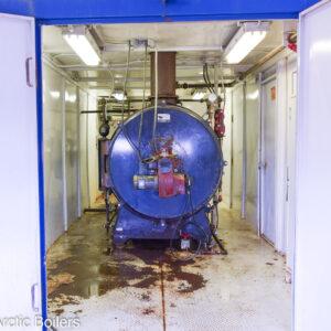 100 HP Saskatoon Boiler  1094