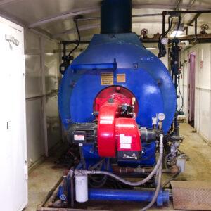 125 HP Bethlehem Boiler  5636